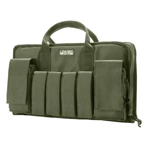 Loaded Gear RX 50 16-inch Tactical Pistol Bag OD Green