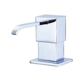 Danze Sirius D495944 Chrome Bathroom Soap Dispenser