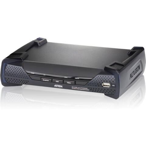 ATEN KE6900R DVI KVM Over IP Extender Receiver-TAA Compliant