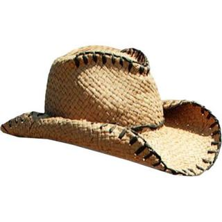 Children's San Diego Hat Company Paper Cowboy PBC1002 Natural