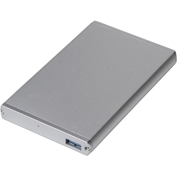 Sabrent EC-UM30 Drive Enclosure Serial ATA - USB 3.0 Host Interface External - Silver