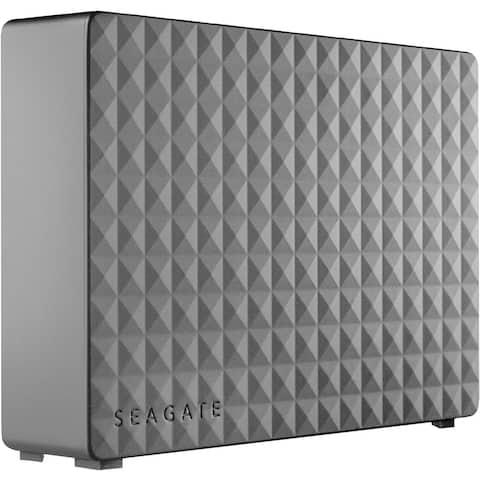 """Seagate STEB4000100 4 TB Hard Drive - 3.5"""" Drive - External - Desktop"""