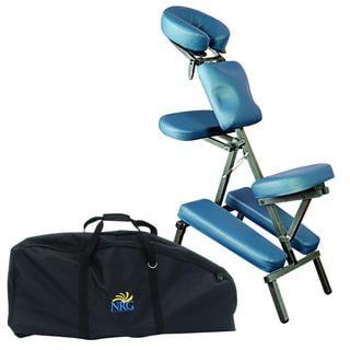 NRG Grasshopper Portable Massage Chair