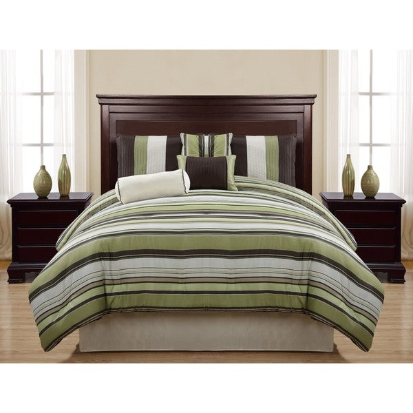VCNY Regatta 8-piece Comforter Set