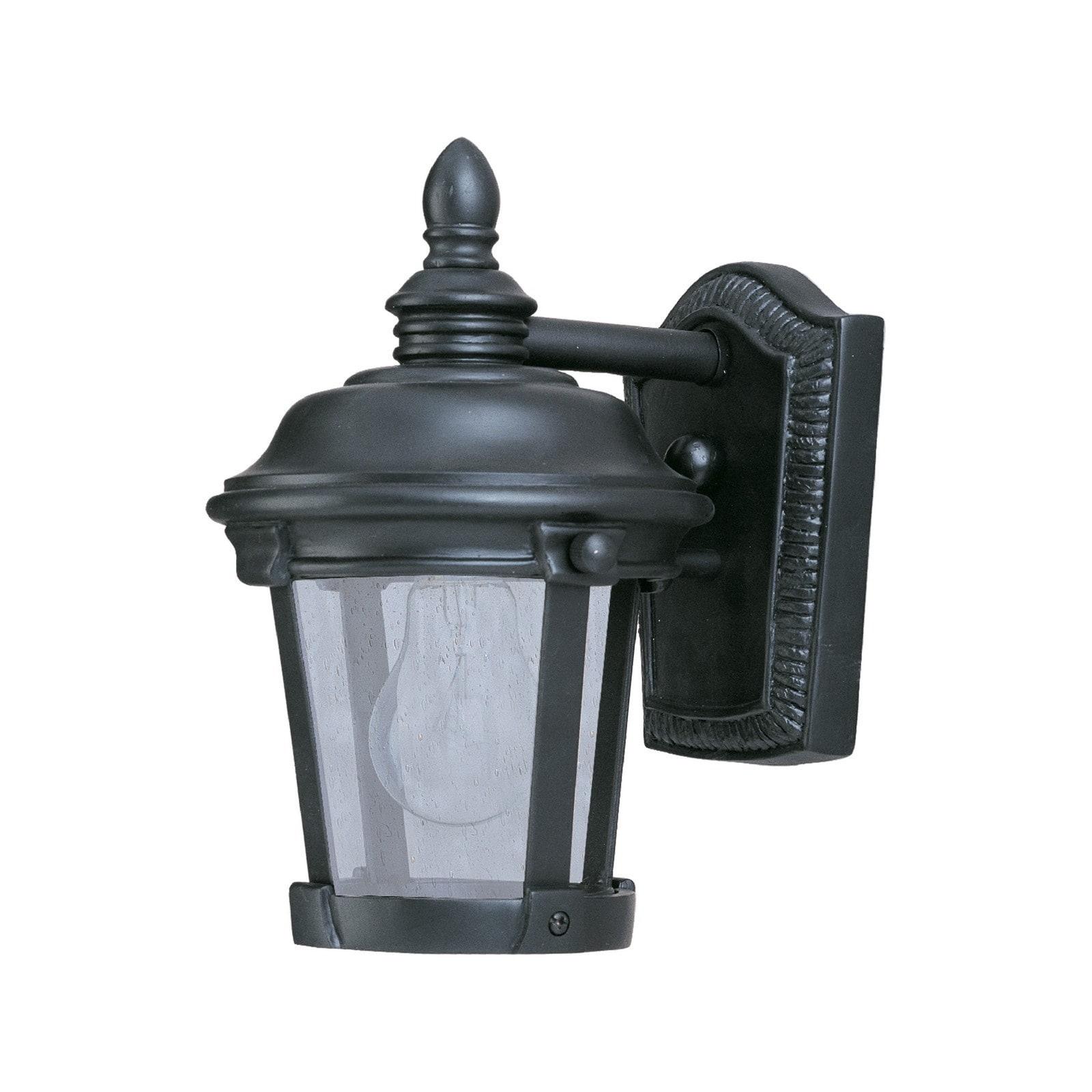 Maxim Bronze Vivex Shade Dover 1 Light