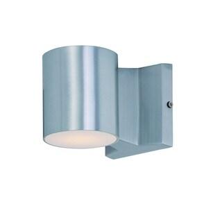 Maxim Aluminun Shade Ray LED 2-light Outdoor Wall Mount Light