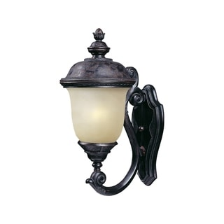 Link to Maxim Bronze Die Cast Aluminum Die Cast Aluminum Shade Carriage House EE 1-light Outdoor Wall Mount Light Similar Items in Heaters, Fans & AC