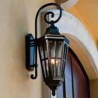 Maxim Vivex Seedy Shade Beacon Hill 2-light Outdoor Wall Mount Light