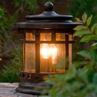 Maxim Vivex Seedy Shade Santa Barbara 3-light Outdoor Wall Mount Light