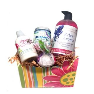 Flower Bliss Shower Gift Set