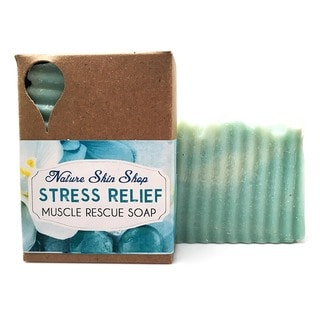 Stress Relief Double Mint Soap