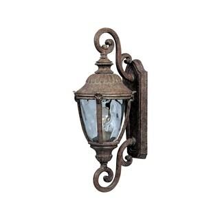 Maxim Vivex Shade Morrow Bay VX 1-light Outdoor Wall Mount Light