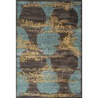 Momeni Vogue Blue Rug (3'2 X 5') - 3'2 x 5'