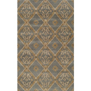 Global Holden Hand-tufted Wool Area Rug (3'6 x 5'6)