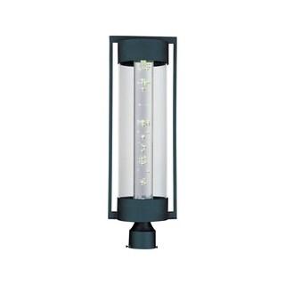 Maxim Aluminium Shade New Age LED 1-light Outdoor Pole/ Post Mount Light