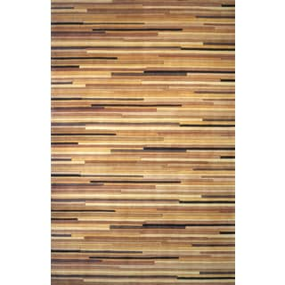 New Wave Mendocino Hand-tufted Wool Area Rug (3'6 x 5'6)