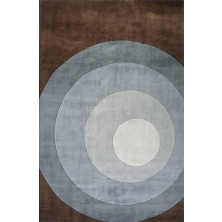 New Wave Fremont Hand-tufted Wool Area Rug (3'6 x 5'6)