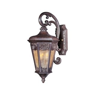 Maxim Vivex Night shade Lexington Vx 2-light Outdoor Wall Mount
