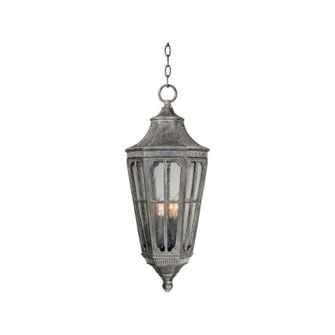 Maxim Vivex Seedy Shade Beacon Hill Vx 3-light Outdoor Hanging Lantern
