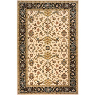 Royal Persian Hand-finished New Zealand Wool Area Rug (3' x 5')