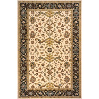 Momeni Persian Garden Charcoal NZ Wool Rug
