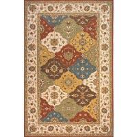Momeni Persian Garden Multicolor NZ Wool Rug - multi