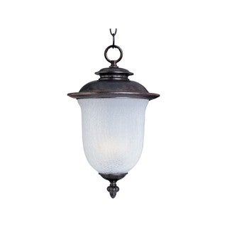 Maxim Die Cast Shade Cambria EE 1-light Outdoor Hanging Lantern