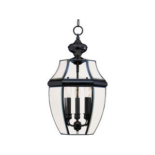 Maxim Solid Brass Clear Shade South Park 13-light Outdoor Hanging Lantern