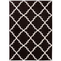 Well Woven Modern Geometric Trellis Area Rug - 7'10 x 10'6