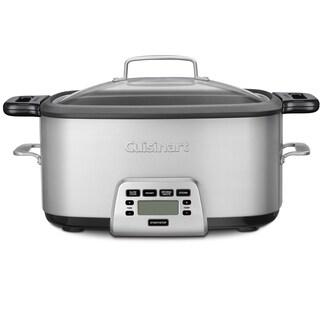 Cuisinart MSC800 7-Quart Stainless Steel Cook Central Multi-Cooker