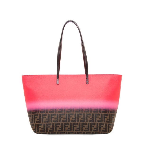 15eda7591c ... low price fendi medium painted zucca roll tote 30920 5347d