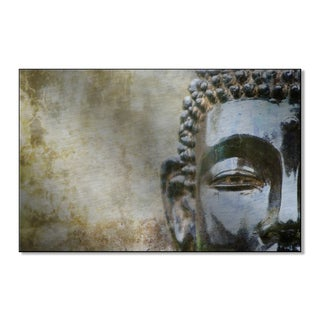 Gallery Direct deviantART's 'Buddha' Print on Metal