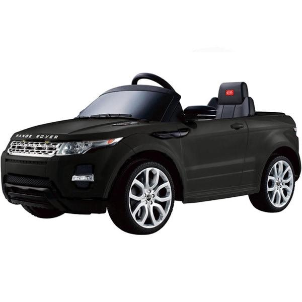 Rastar Land Rover Evoque 12v Remote Control Ride On