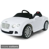 Rastar Bentley GTC 12v Remote Control Ride On
