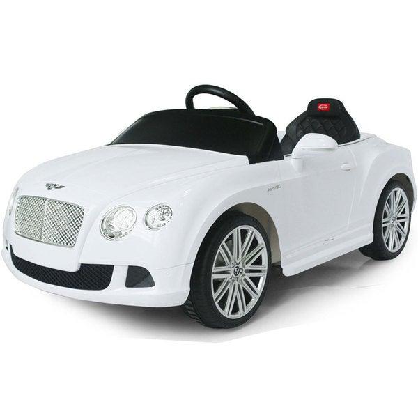 Rastar Bentley GTC 12v Remote Control Ride On