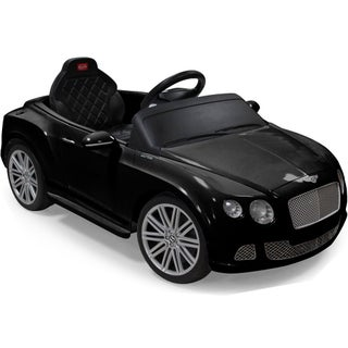 Rastar Bentley GTC 12v Remote Control Ride On (Option: Black)