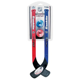 Franklin Sports NHL Flexplay 2 Player Stick and Ball Set