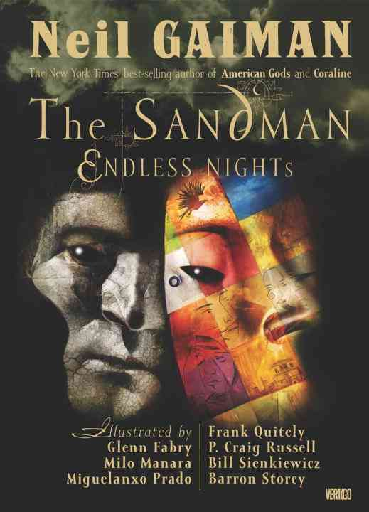 The Sandman: Endless Nights (Paperback)