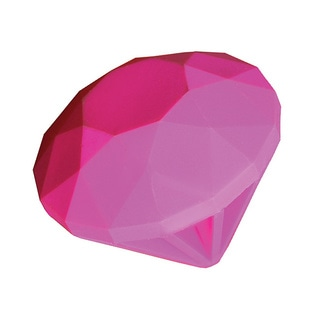 Do All Indoors Pink Diamond Ground Bouncer