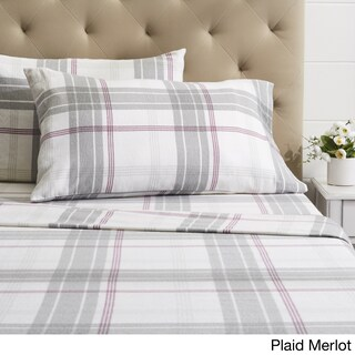 Luxury German Flannel Ultra-soft / Heavyweight 6-ounce Hemstitch Sheets (More options available)