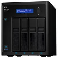 WD My Cloud Business Series EX4100, 0TB, 4-Bay Diskless NAS with Inte