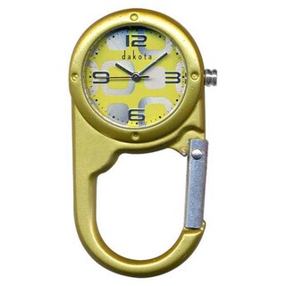 Dakota Women's Micro Mini Clip Carabiner Watch (4 options available)