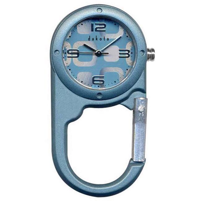 Dakota Women's Micro Mini Clip Carabiner Watch (Baby Blue...
