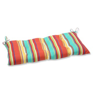 Pillow Perfect Outdoor/ Indoor Westport Spring Swing/ Bench Cushion