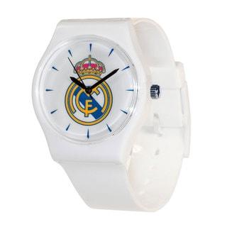 Real Madrid Soccer Club Slimline Souvenir Watch