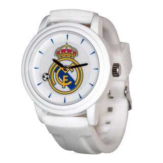 Real Madrid Soccer Club Pro-Line Souvenir Watch