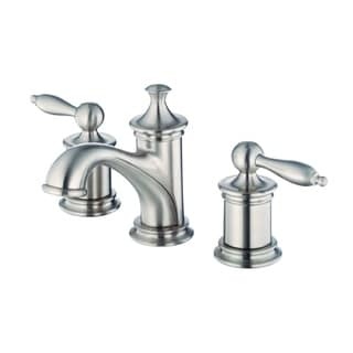 Danze Prince Widespread D304010BN Brushed Nickel Bathroom Faucet
