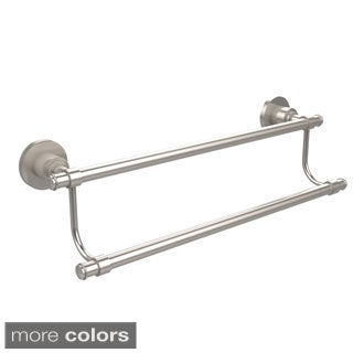 Washington Square Collection 24-inch Double Towel Bar