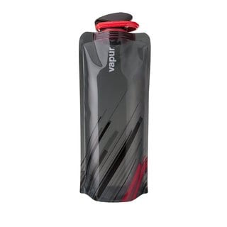 Vapur Element 0.7-liter Fire Black Water Bottle
