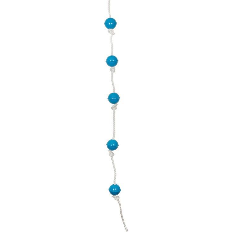 Swing Set Stuff Ball Rope (Blue)